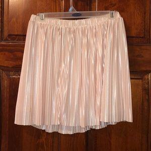 Frenchi Pink Skirt